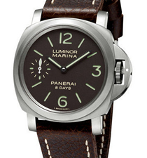 【Noob完美版】 Panerai沛纳海LUMINOR MARINA 8 DAYS TITANIO Pam00564/Pam564 钛壳